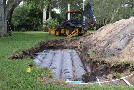 Septic Drain Field Repair All County Septic Services